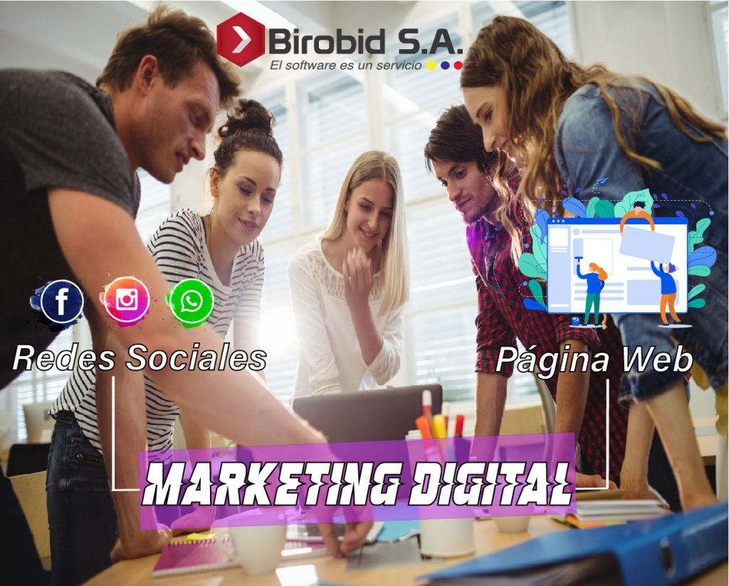 Marketing Digital Birobid